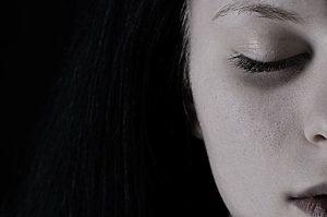 قلق حزن تفكير