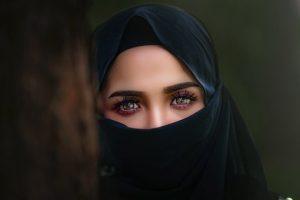 نقاب حجاب