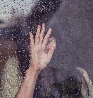 مطر قلق